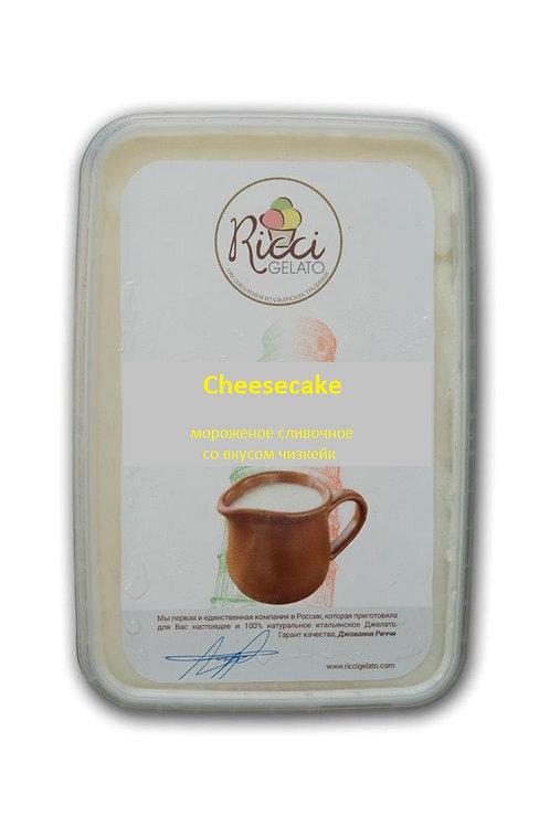 Cheesecake (мороженое сливочное со вкусом чизкейк, 750 грамм)