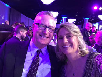 GLAAD Awards, with director Erika Kaestle
