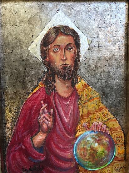 Christic Conscience (Echoes of El Greco)