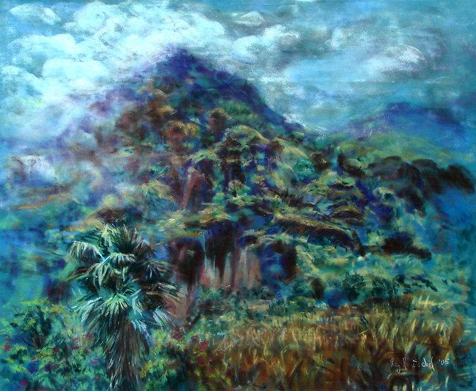 Tepoztlan Nublado (Cloudy Tepoztlan)