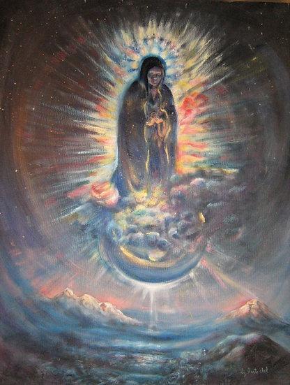 Cosmic Guadalupe