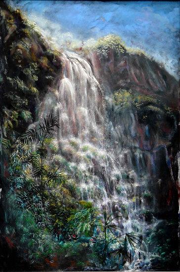 Cascada de Los Venaditos