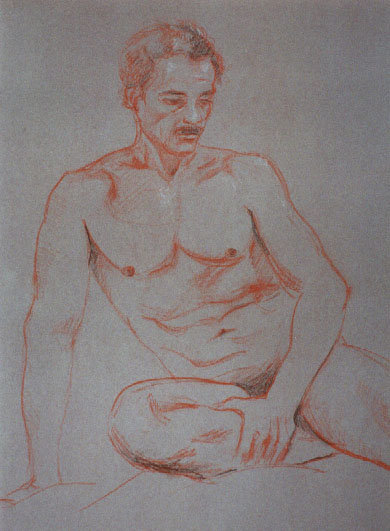 Study of a Man