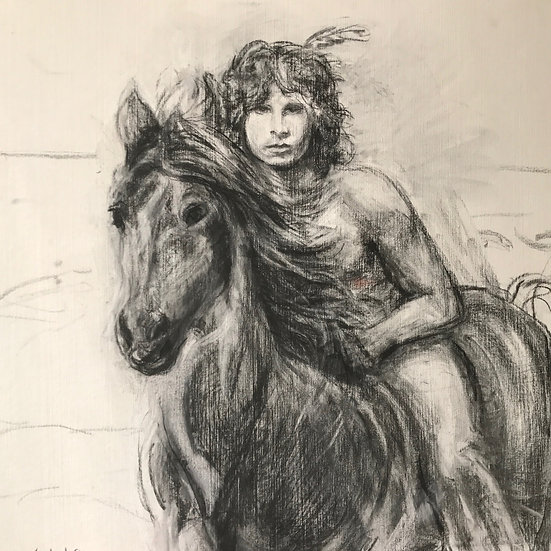 Jim Morrison, (Riders on the Storm)