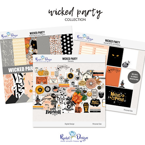 Wicked Party - Collection