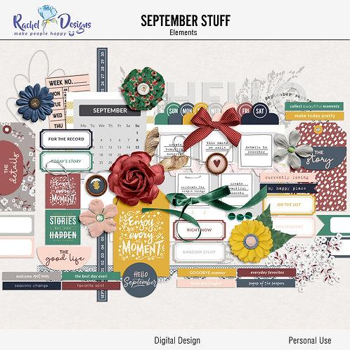 September Stuff - Elements