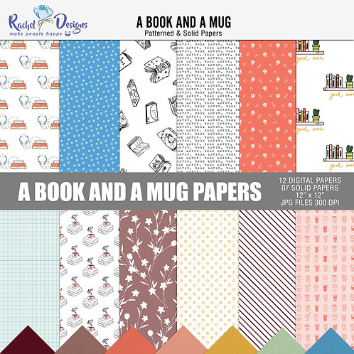 A Book And A Mug - Papers