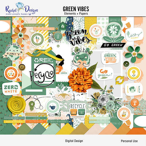Green Vibes - Kit