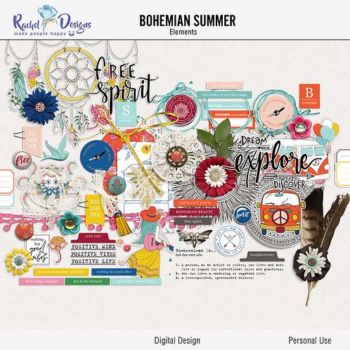 Bohemian Summer - Elements