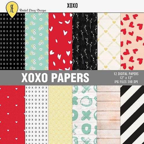 XOXO - Papers