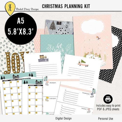 Christmas Planning Kit