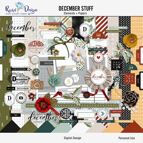 December Stuff - Kit