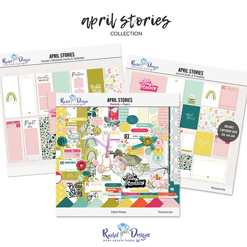 April Stories - Collection