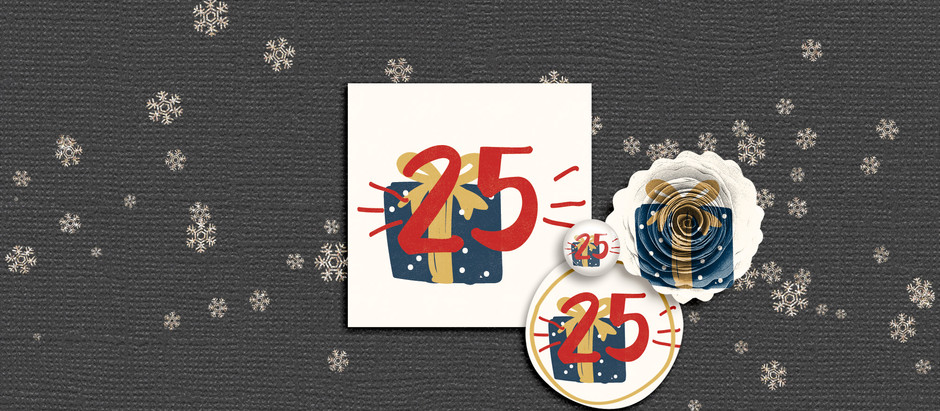 Advent christmas calender day 25