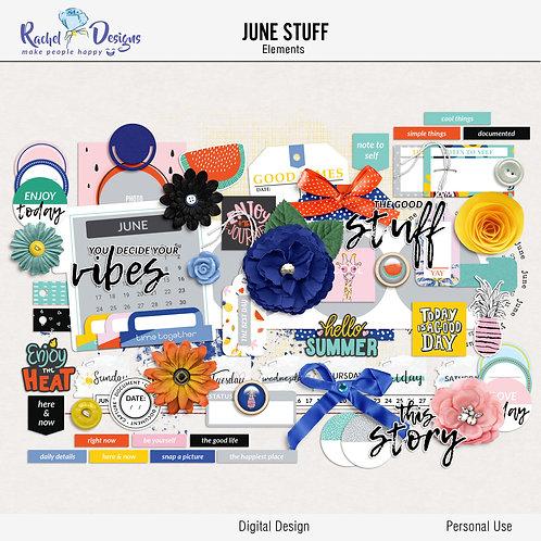 June Stuff - Elements