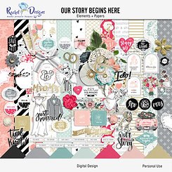 Our Story Begins Here - Kit