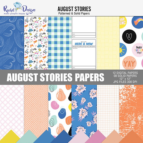 August Stories - Papers