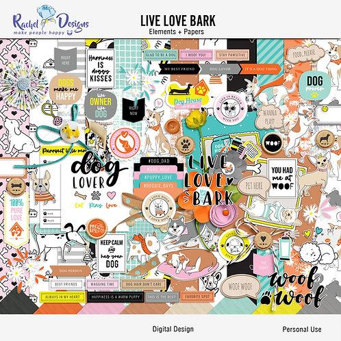 Live Love Bark - Kit