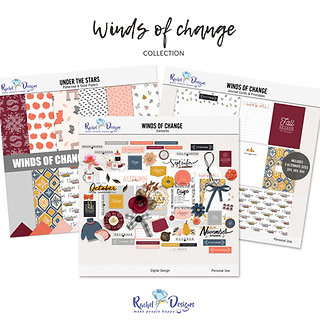 Winds Of Change - Collection