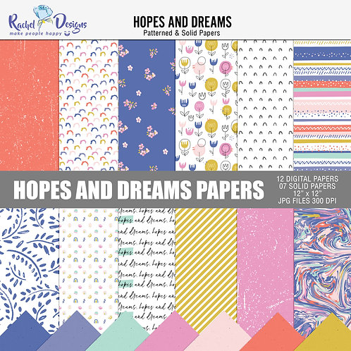 Hopes And Dreams - Papers