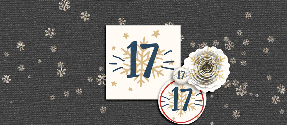 Advent christmas calender day 17
