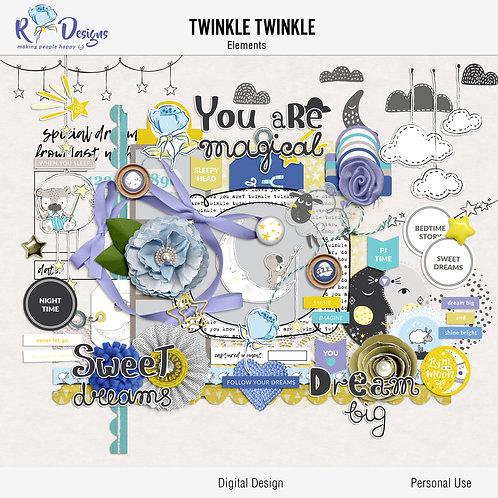 Twinkle Twinkle - Elements
