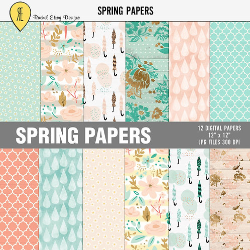 Spring - Papers