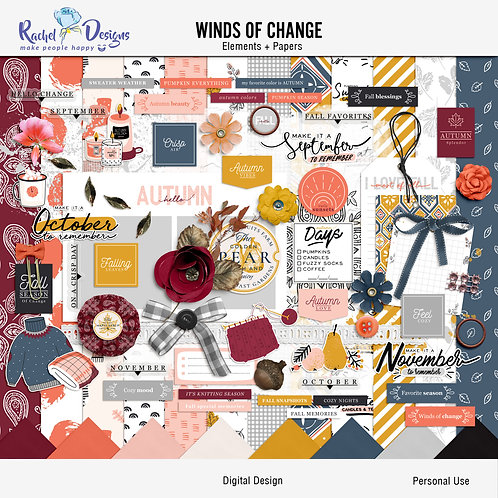 Winds Of Change - Kit