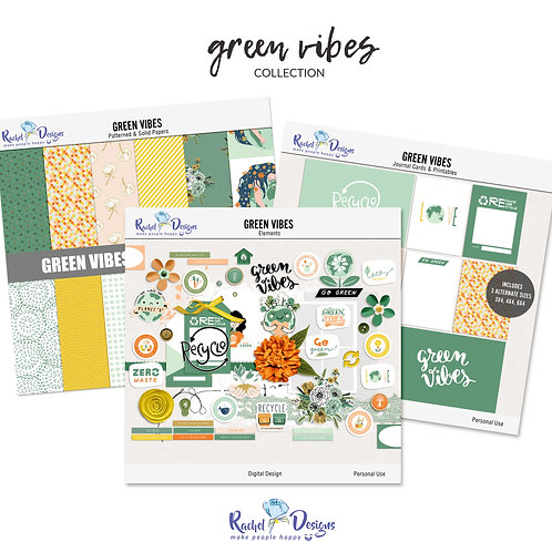 Green Vibes - Collection