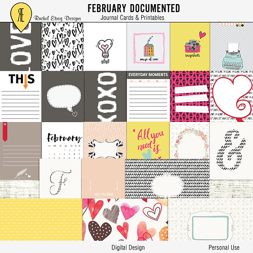 February Documented