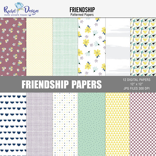 Friendship - Papers