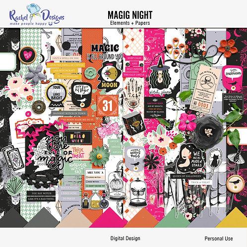 Magic Night - Kit