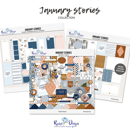 January Stories - Collection