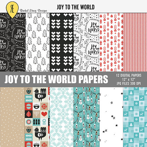 Joy To The World - Papers