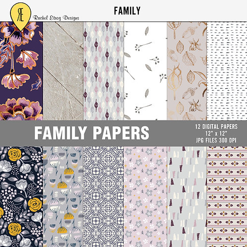 Family - Papers