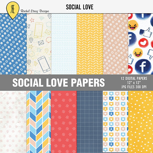 Social Love - Papers