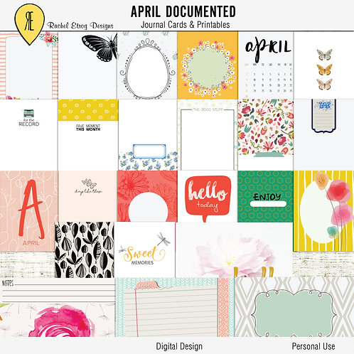 April Documented