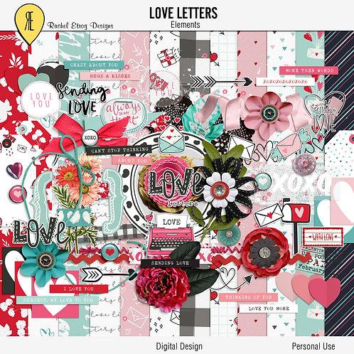 Love Letters - Kit