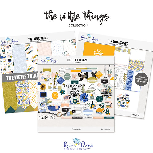 The Little Things - Collection