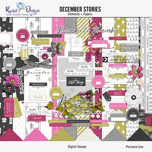 December  Stories - Kit