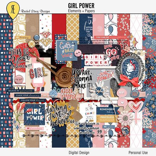 Girl Power - Kit