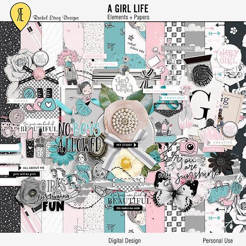 A Girl Life - Kit