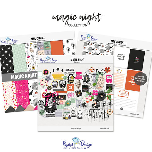 Magic Night - Collection