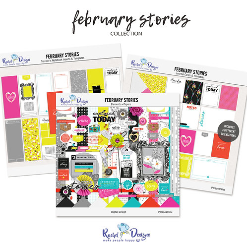 February Stories - Collection