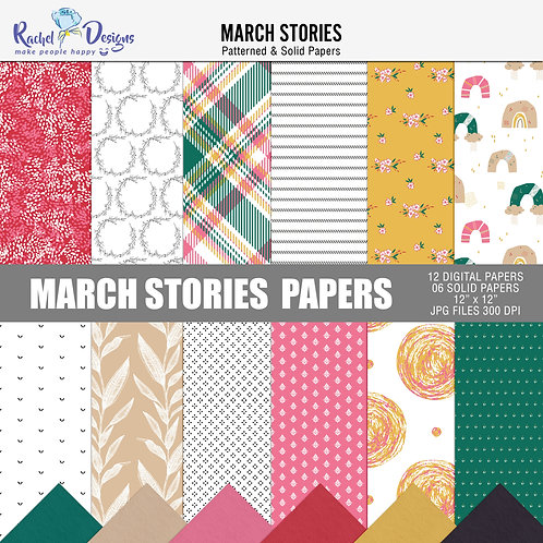 March Stories - Papers