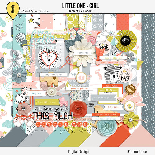 Litttle One Girl - Kit