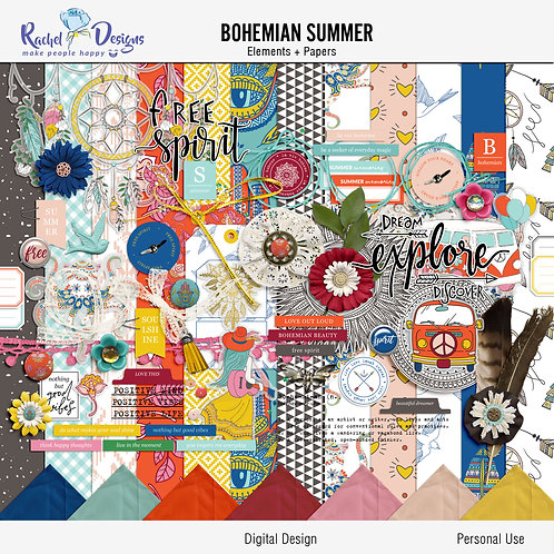 Bohemian Summer - Kit