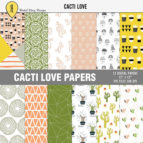 Cacti Love - Papers