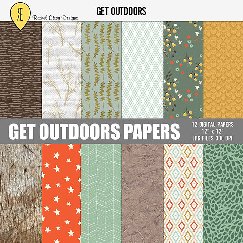 Get Outdoors - Papers