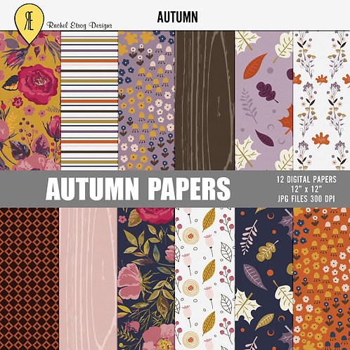 Autumn - Papers